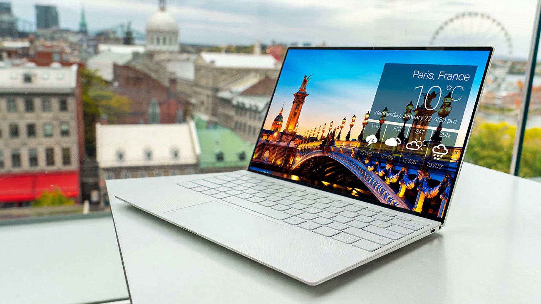 Windows 10 en un ordenador portátil