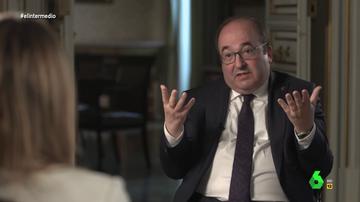 ¿Cómo serán los indultos?, ¿qué pasa sin los políticos independentistas vuelven a reincidir? Miquel Iceta responde