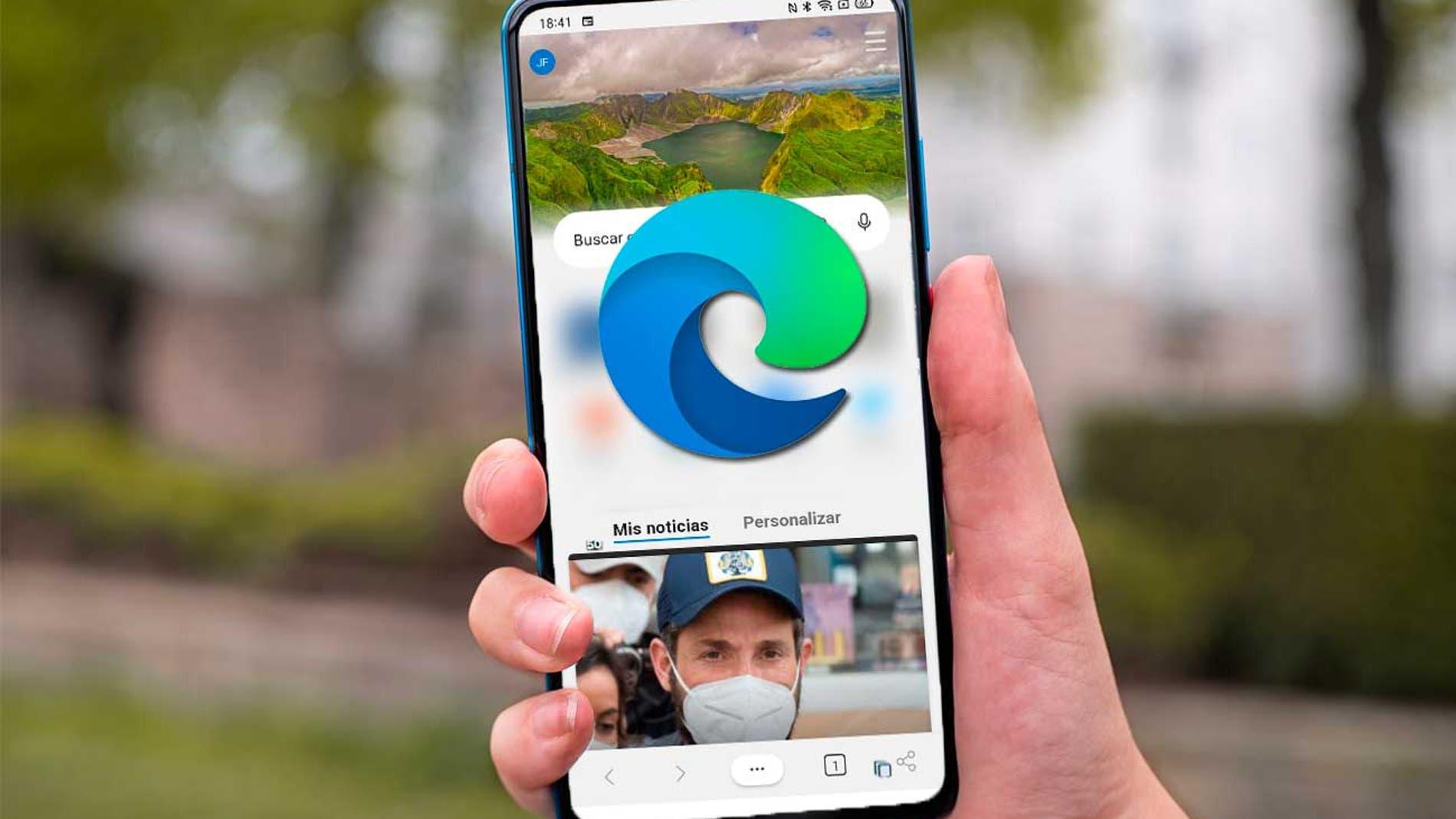 Abre las páginas web de Explorer con tu móvil Android