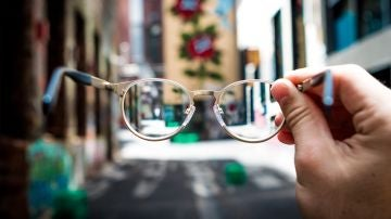 Unas gafas para ver