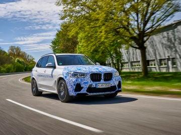 BMW i Hydrogen NEXT: nuevo coche de hidrógeno