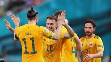 Bale y Ramsey