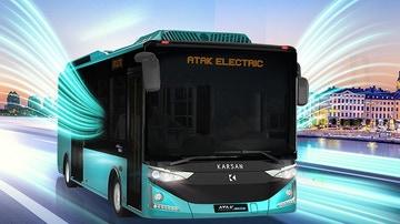 Autobús eléctrico Atak Electric
