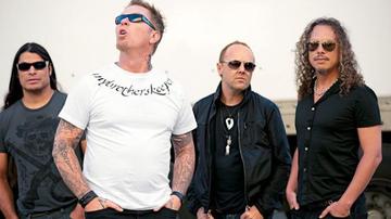 Metallica en 2010