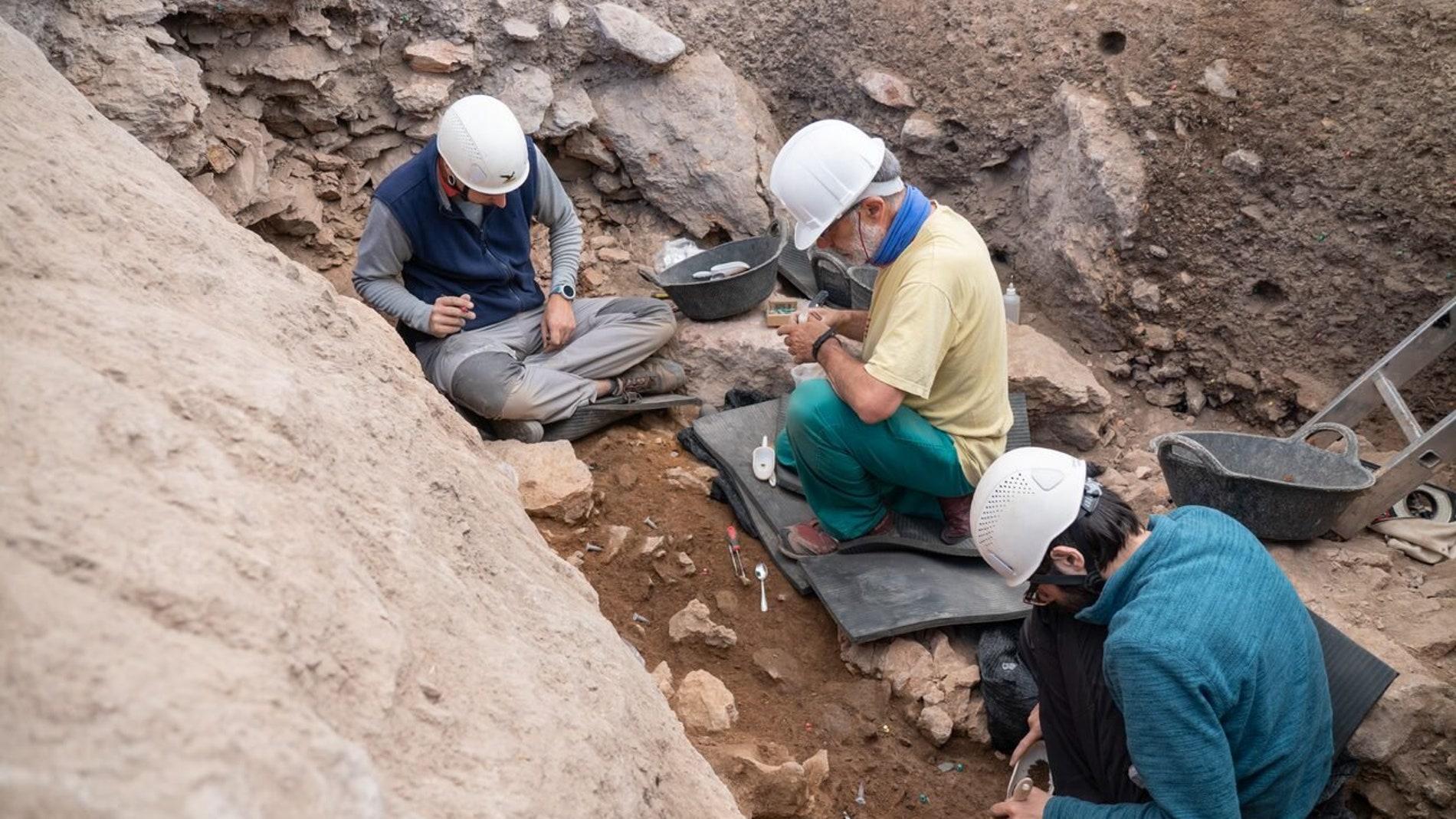 Linya una Homo sapiens que vivio hace 14.000 anos en el nordeste de la peninsula iberica