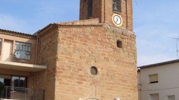 Iglesia de Altorricón (Huesca)