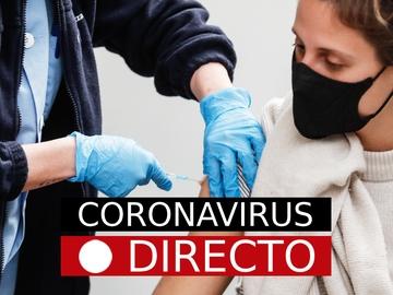 Última hora: Coronavirus España, hoy | Segunda dosis de la vacuna de Pfizer o AstraZeneca