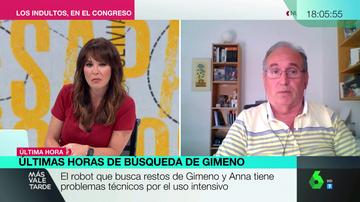 """Más Vale Tarde (16-06-21) El portavoz de la familia de las niñas de Tenerife: """"Anna estará con Olivia, pero hay que cerrar el ciclo de su asesino"""""""