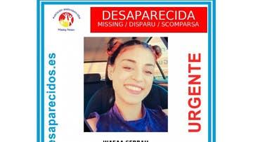 Wafaa Sebbah, la joven desaparecida en Carcaixent en 2019