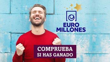 Resultado del sorteo de Euromillones del viernes, 18 de junio de 2021