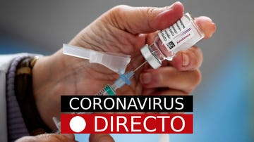 Última hora por coronavirus en España, hoy y segunda dosis de la vacuna de AstraZeneca o Pfizer