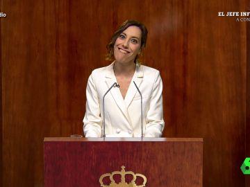 """El mensaje de 'Ayuso' a los madrileños: """"Madrid será una ciudad más verde porque gobernaré con Vox"""""""
