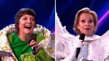 Mask Singer descubre a Paloma San Basilio y a Eva Hache