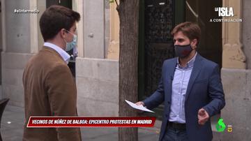 """La épica respuesta de Pablo Ibarburu a un joven que se queja de la mayoría de Sánchez: """"¡Qué putada la democracia!"""""""