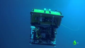 robot buque