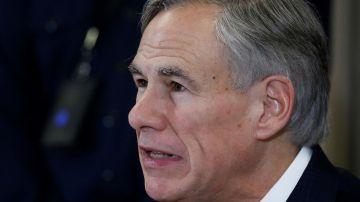 El gobernador de Texas, el republicano Greg Abbott