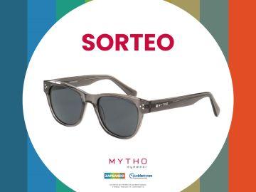 ¿Quieres ganar unas gafas de sol de Zapeando by @mythoyewear?