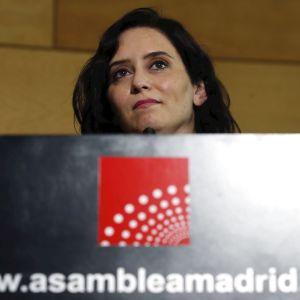 La Asamblea de Madrid celebra este jueves y viernes el debate de investidura de Ayuso