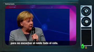 ¿Cómo pone la lavadora Angela Merkel? la respuesta viral de la canciller alemana