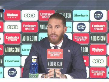 Sergio Ramos justifica su adiós del Real Madrid