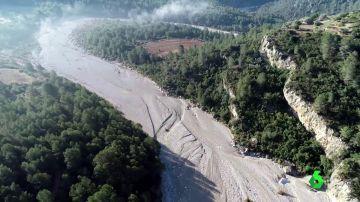 ríos desaparecidos