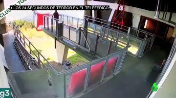 accidente teleférico