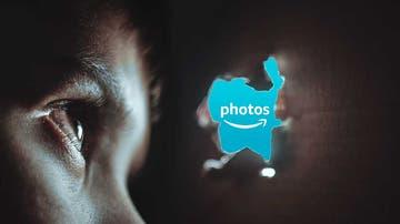 Ocultando imágenes en Amazon Photos