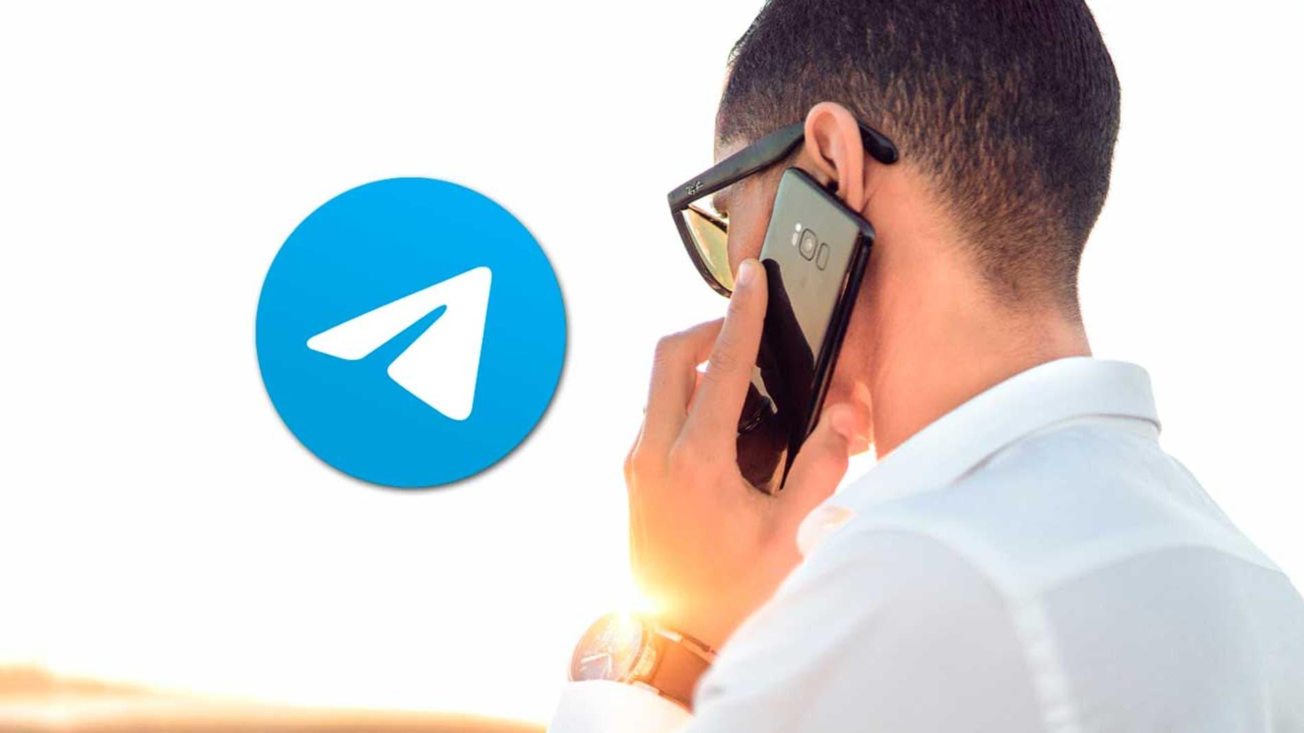 Contesta a tus llamadas en Telegram con un mensaje personalizado