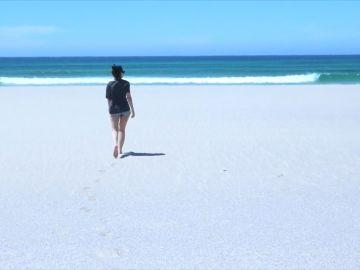 Aparcar lejos de la playa