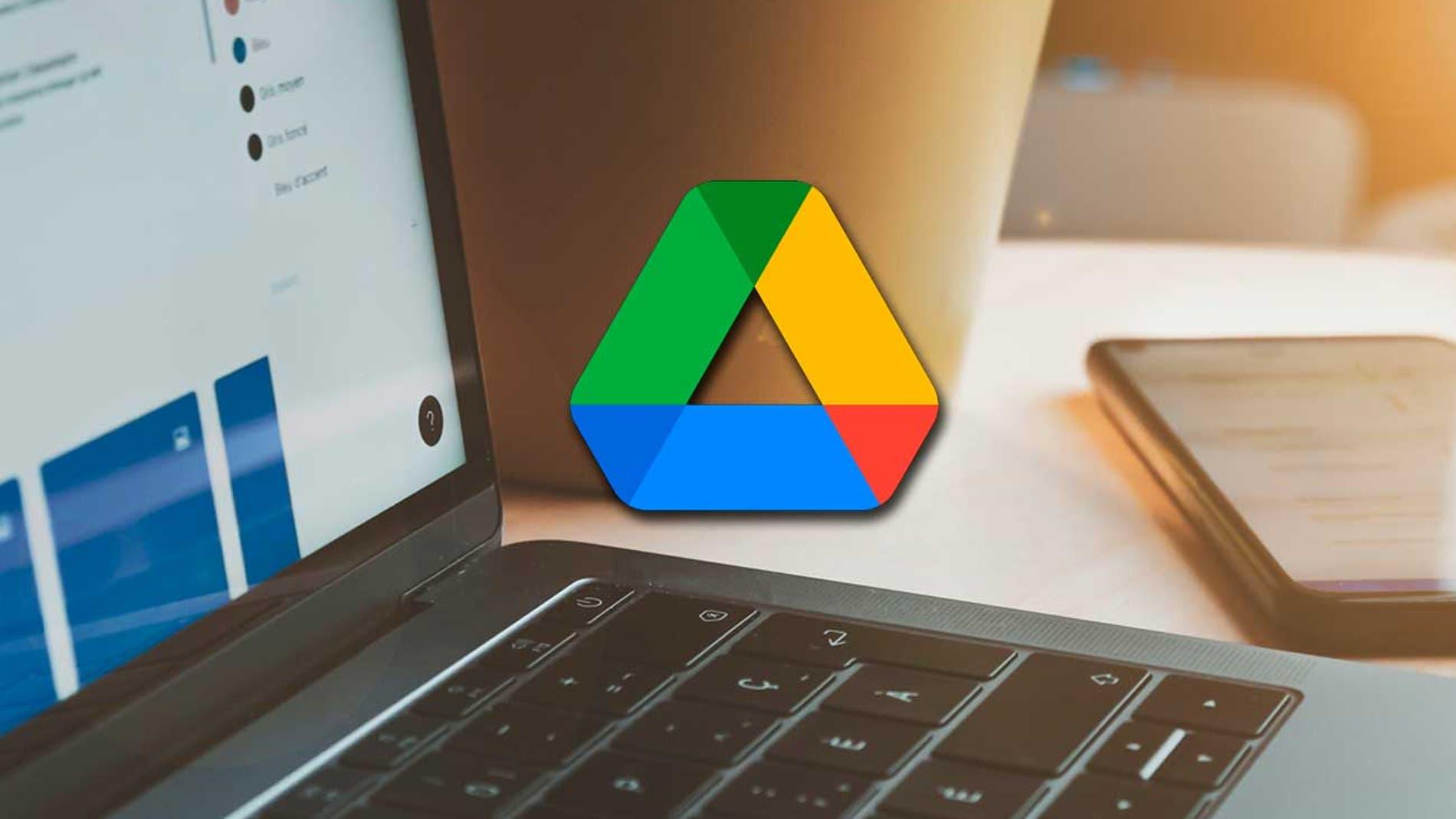 No compartas tus archivos con Google Drive