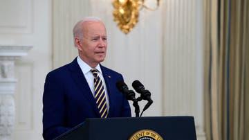 El presidente de EEUU, Joe Biden, en una comparecencia ante la prensa.
