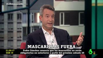 César Caballo en laSexta Noche