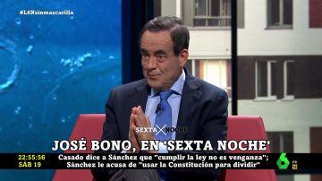 """José Bono, sobre los indultos: """"Con Rajoy, España hizo el ridículo y el Gobierno tiene derecho a recorrer un camino para que Cataluña no se independice"""""""