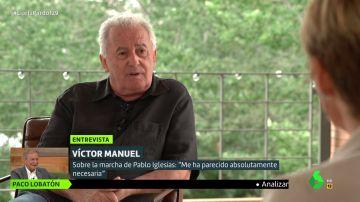 Victor Manuel podemos