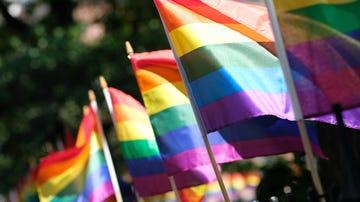 Banderas arcoiris