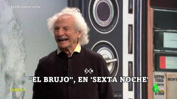 """""""Tenía un saque impresionante"""": 'El Brujo' recuerda su cena con Juan Carlos I"""