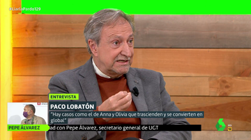 Paco Lobatón en Liarla Pardo