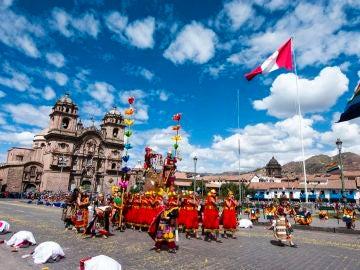 Inti Raymi (Fiesta del Sol) en Cusco