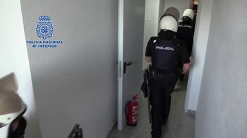 Intervienen en un piso prostíbulo en Murcia gracias a un correo dirigido a la Policía