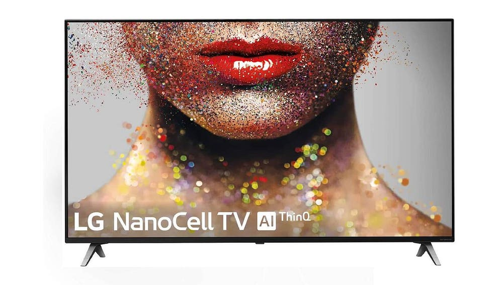 LG NanoCell 49SM8500PLA - Smart TV 4K UHD