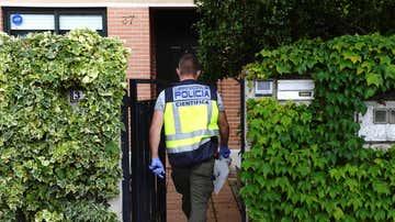 La Policía detiene a un hombre por apuñalar a su pareja en Valladolid