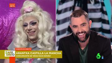 La divertida entrevista de Arantxa Castilla La Mancha