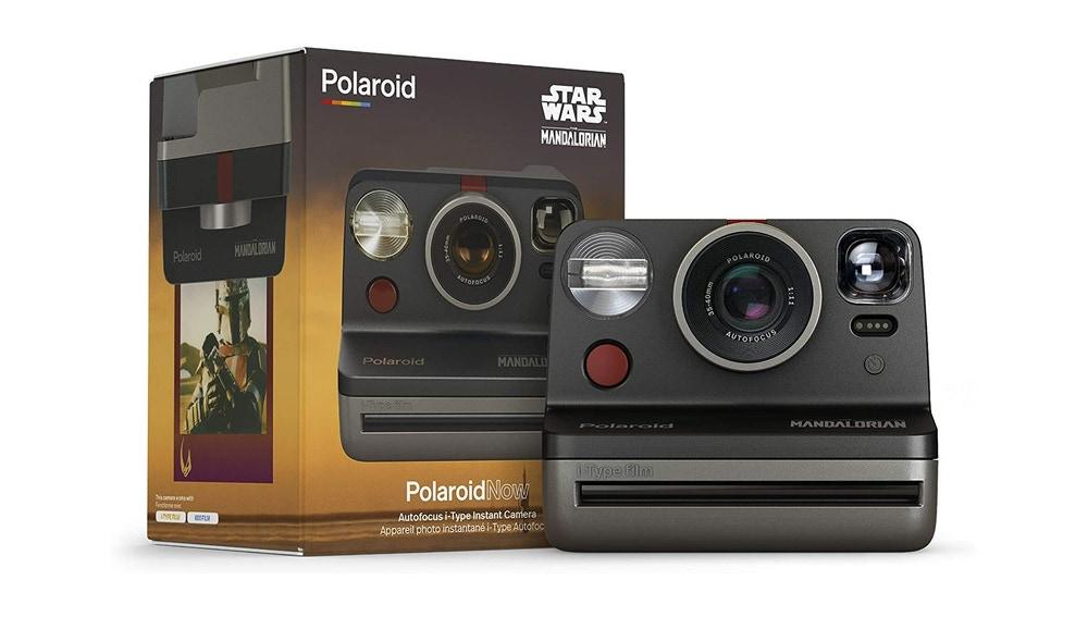 Polaroid - 9044 - Polaroid Now - Mandalorian Edition