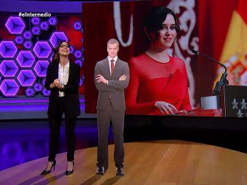 """Cristina Gallego enseña las pruebas que demuestran que Toni Canto """"se ha ganado la 'Consejería del Peloteo' a Ayuso"""""""