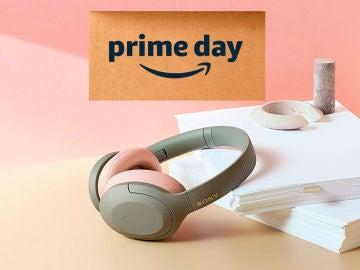 Auriculares en el Prime Day