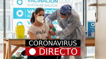 Última hora de coronavirus en España, hoy: segunda dosis de la vacuna con Pfizer y AstraZeneca