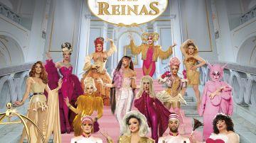 Cartel de 'Gran Hotel de las Reinas'