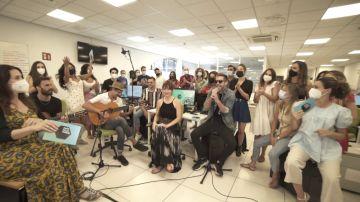 Homenaje a Mamen Mendizábal al ritmo de C Tangana