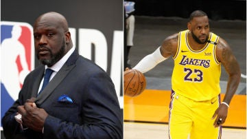 Shaquille O'Neal / LeBron James