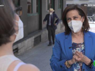 """La confesión de Margarita Robles a Thais Villas sobre su amor de verano: """"Conocí a un chico alemán guapísimo"""""""